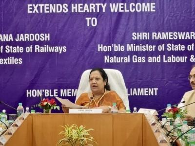 Railways working to boost tourism in NE: Jardosh