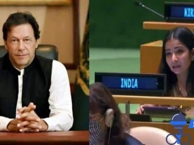 'Pak has history of supporting terrorists', India slams Imran Khan in its Right to Reply at UNGA