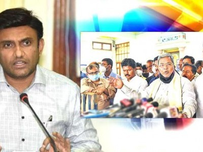 Congress using COVID deaths to its political advantage, says Karnataka Health Minister