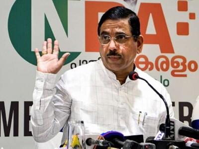Rahul Gandhi is non-serious, part-time politician: Pralhad Joshi