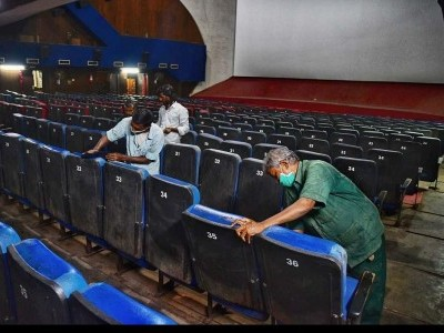 Nod for 100% occupancy at cinemas, pubs in districts of Karnataka with low infection rate