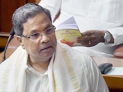 کرناٹک بی جے پی آر ایس ایس کی کٹھ پتلی، اسی کے حکم پر عمل کر رہی ہے: سدارمیا