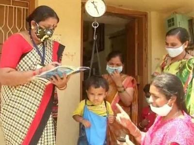 کرناٹک حکومت تیسری لہر کے لیے مستعد، 20 فیصد بیڈ بچوں کے لیے مختص