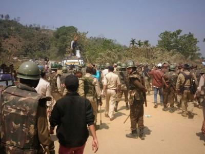 آسام میں بے گھروں پر پولیس فائرنگ غیر آئینی و غیر انسانی : جماعت اسلامی ہند