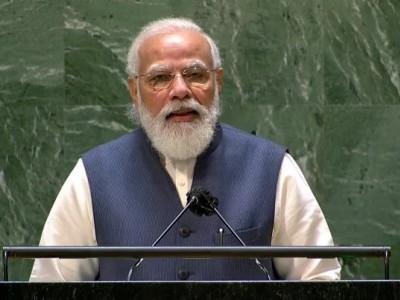 اقوام متحدہ جنرل اسمبلی سے وزیراعظم مودی کا خطاب،  دہشت گردی پوری انسانیت کیلئے خطرہ