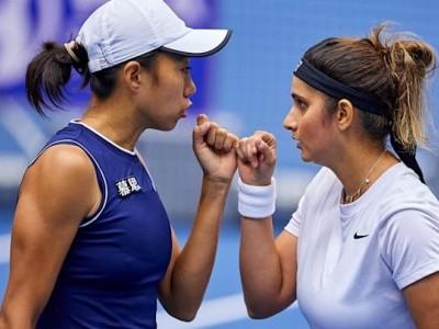 Sania Mirza-Zhang Shuai sail into Ostrava Open doubles final