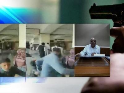 روہنی عدالت فائرنگ معاملہ : دہلی پولیس نے سی سی ٹی وی فوٹیج کی بنیاد پر دو افراد کوکیا گرفتار