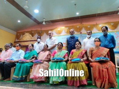 Teachers' Day was celebrated in Sirsi